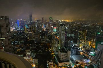 Bangkok bij nacht! van