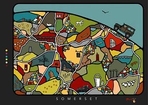 Faszinierendes Somerset von Michel Linthorst
