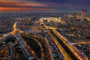 Den Haag: De stad van Boven van Erik Brons