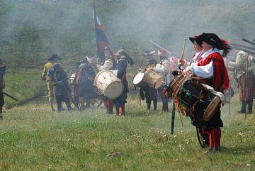 Slag om Boertange van Nel Wierenga