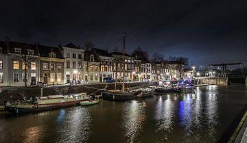 Grachten van Den Bosch van Marian van der Kallen Fotografie