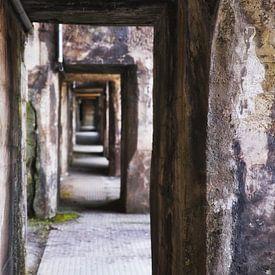 Endloser Korridor von Jan Brons