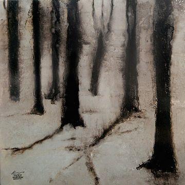 Bomen van Pieter Hogenbirk