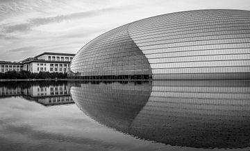 Opéra huis Pékin sur Roel Beurskens