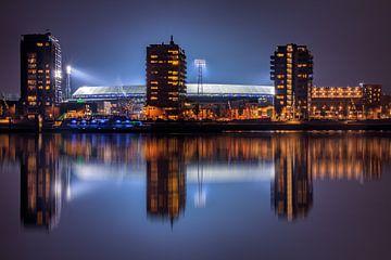 De Kuip / Het Feyenoord stadion von Evert Buitendijk