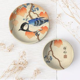 Still Life with Dishes - Japan sur Marja van den Hurk