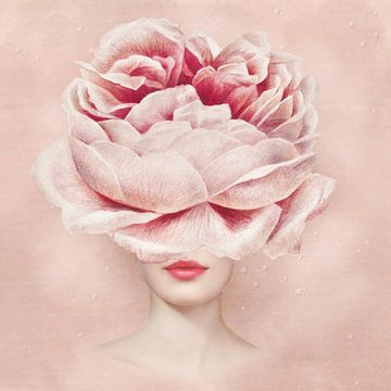 Pretty Big Pink van Marja van den Hurk
