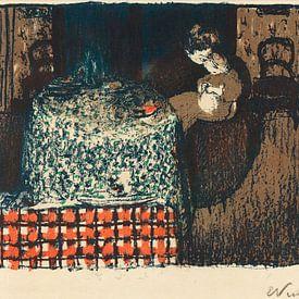Moederschap, Edouard Vuillard van Liszt Collection