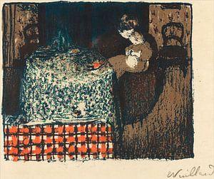 Moederschap, Edouard Vuillard