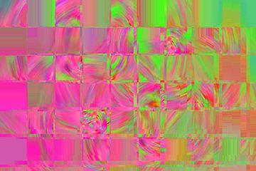 Kunstdruck Farben van ines meyer