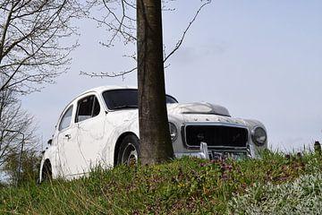 De Volvo 'Kattenrug' van Van alles wat