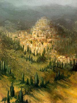 Virtuelle Toskana von Achim Prill