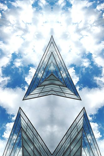 Pyramid of Hope van Ernst van Voorst