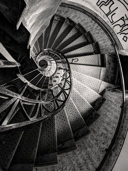 Lost Place - Spirale abwärts von Carina Buchspies