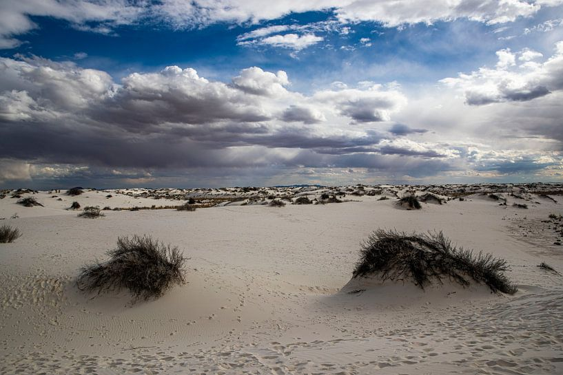 White Sands National Monument van Jasper Verolme