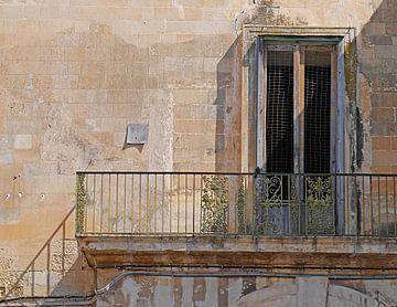 Balkon III van Odette Kleeblatt