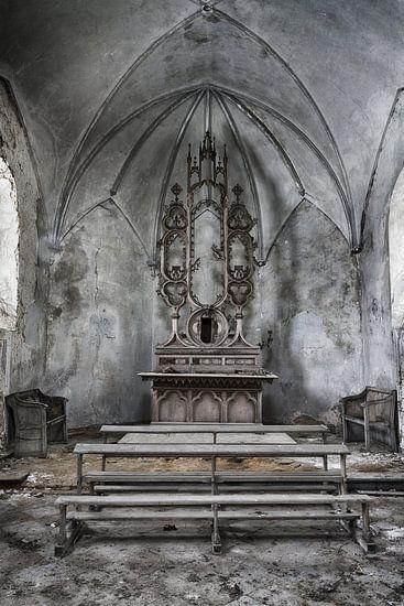 De kleine kapel van Vandain Fotografie