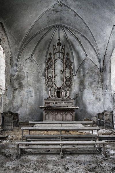 De kleine kapel van Ingrid Van Damme fotografie