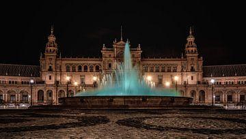 Plaza De Espagna Sevilla van Mario Calma