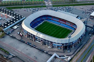 Stadion Feyenoord - De Kuip van Roy Poots