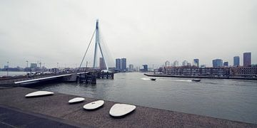 Rotterdam Rain van Bart van der Worp