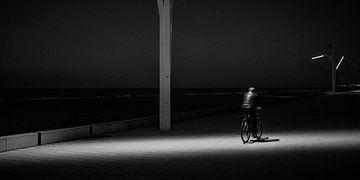 De fietser van MICHEL WETTSTEIN