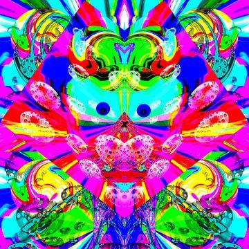 Alienprinzessin van Harry Ucksche