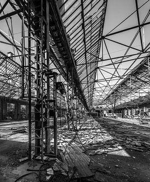 Remise Station 2 Urbex von Olivier Photography