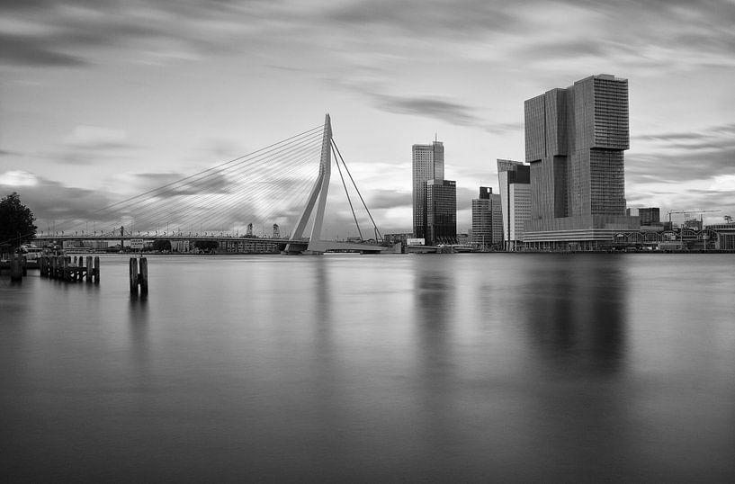 Rotterdam in Black & White van Ilya Korzelius
