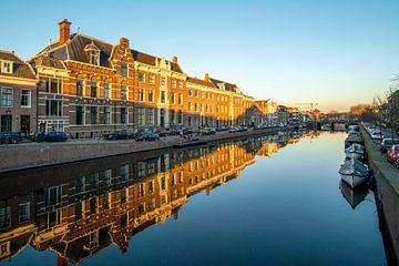 Nieuwe gracht Haarlem von Dirk van Egmond