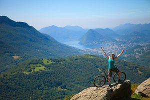 Mountainbiken in Ticino van