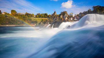 Rhine Falls, Schaffhausen, Switzerland van Henk Meijer Photography