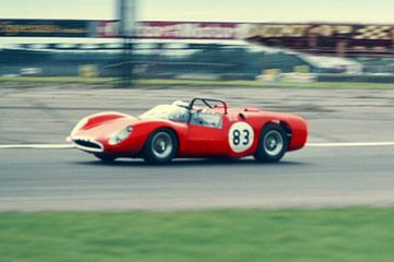1964 - Ferrari Dino van Timeview Vintage Images