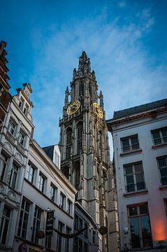 Das Zentrum von Antwerpen von Koen Boelrijk Photography