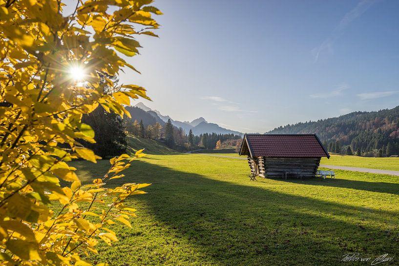 Bayerischer Herbst von Patrice von Collani