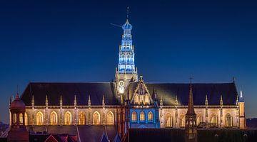 Die Große oder St. Bavokerk von Reinier Snijders