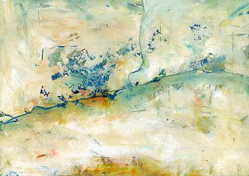 White Textures von Maria Kitano