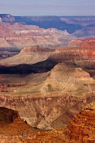 Grand Canyon USA van