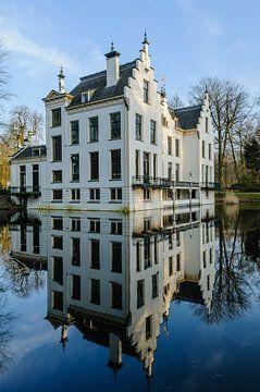 Neo Renaissance castle Staverden, Gelderland, Netherlands sur Martin Stevens