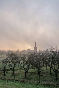 NH kerk in Maurik van Moetwil en van Dijk - Fotografie