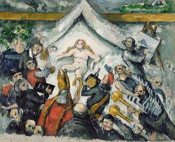 De Eeuwige Vrouw, Paul Cézanne