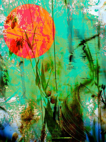 Summer dreams van Gabi Hampe