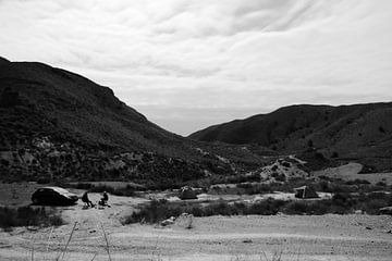 Spanien - Camping von Maurice Weststrate