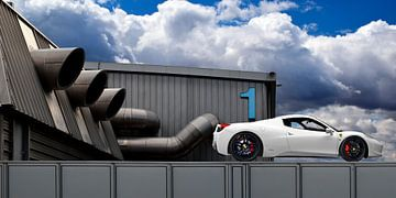 Ferrari 458 Spider van aRi F. Huber