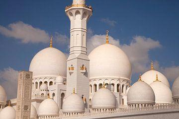 Sheikh Zayed Moskee in Abu Dhabi