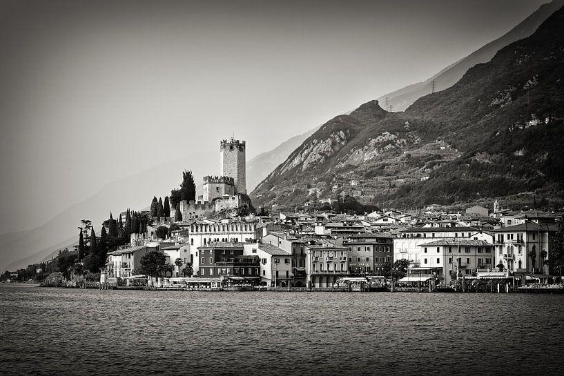 Malcesine - Lake Garda sur Alexander Voss