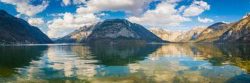 Hallstatt-meer van Martin Wasilewski