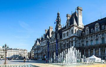 Hotel de Ville Paris 2018