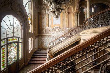 Sideway Staircase. sur Roman Robroek