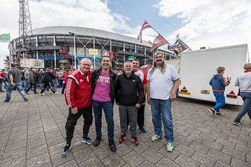 Feyenoord Kampioen 6 van Feyenoord Kampioen